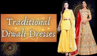 Traditional Diwali Dresses 2020