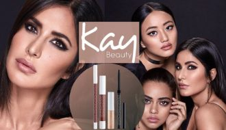 Katrina Kaif beauty products: Kay beauty